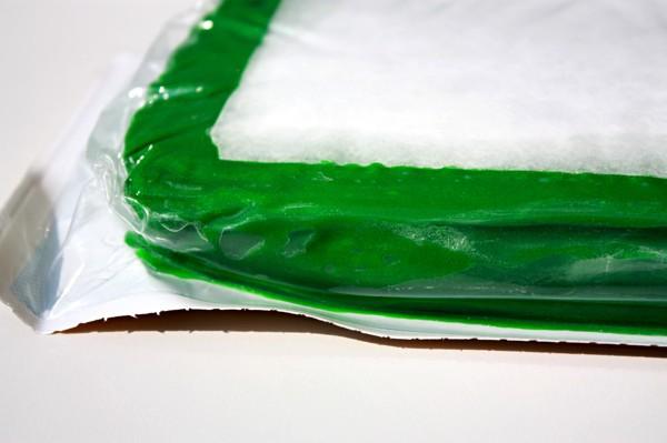 Pasta Dama - Rainbow Paste green - zelená 1kg