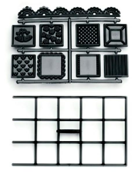 Patchwork Cutters - patchworková deka