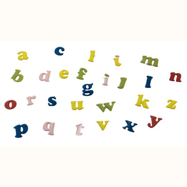 FMM malá abeceda - Art Deco
