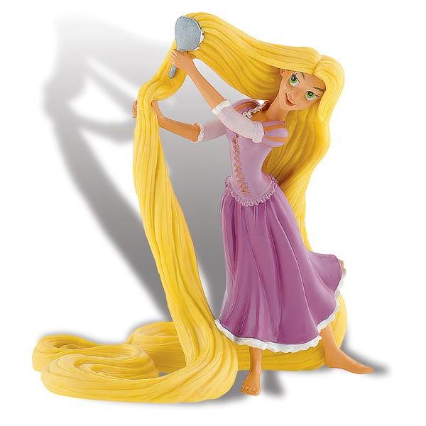 Dekorační figurka - Disney Figure - Locika s hřebenem