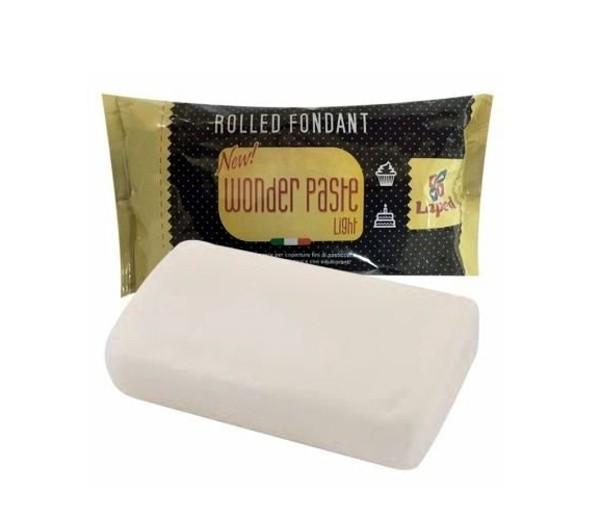 Wonder Light Potahovací hmota - bez cukru (bílá) 500g
