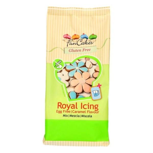 FunCakes Royal Icing - Královská glazura - Bezlepková 0,5kg