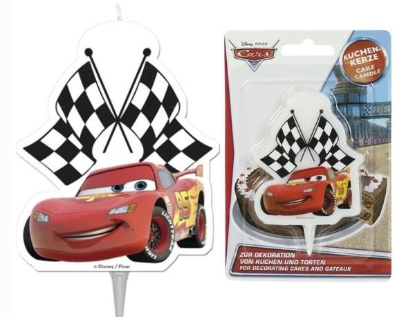 Dortová svíčka - Disney Cars - 1ks