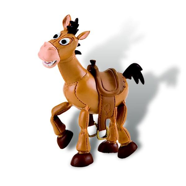 Dekorační figurka - Disney Figure Příběh hraček - kůň Bullseye